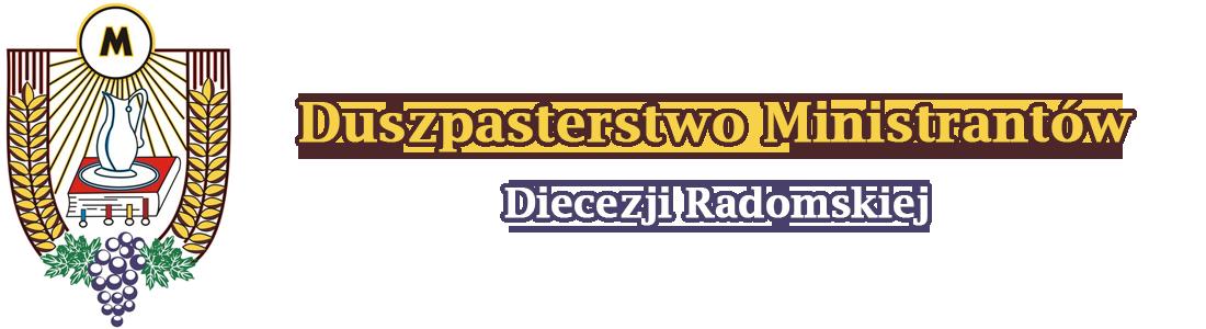 Duszpasterstwo Ministrantów Diecezji Radomskiej